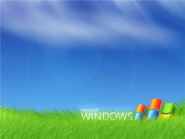 Как сделать приветствие в Windows XP