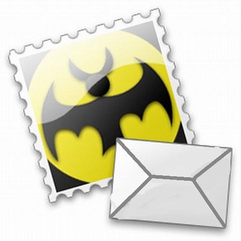 Как изменить подпись в The Bat