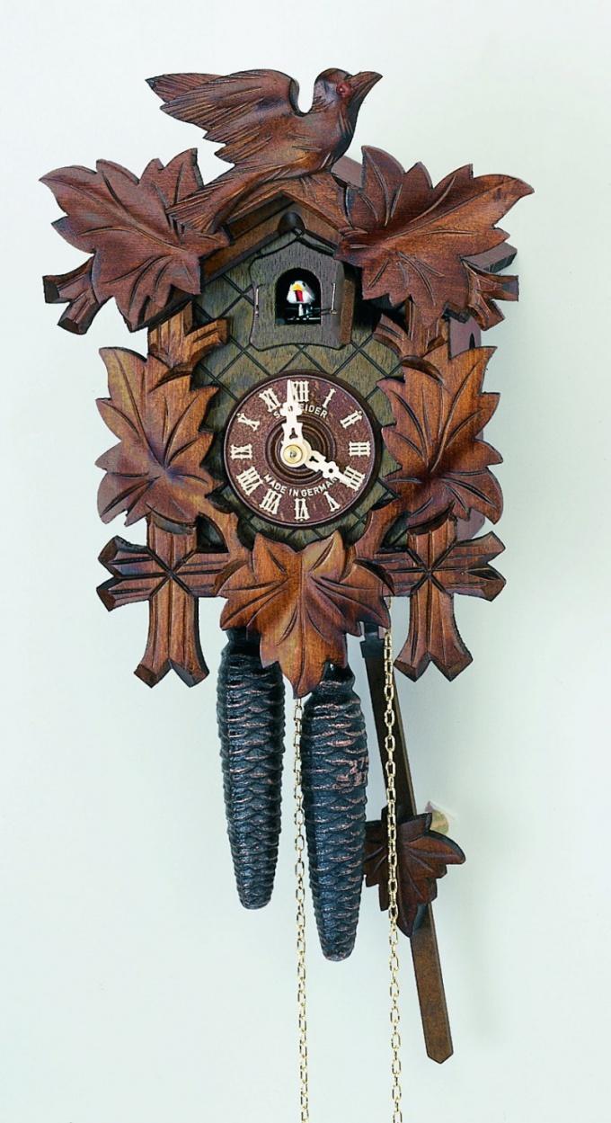 Ремонт часов с кукушкой своими руками фото 678