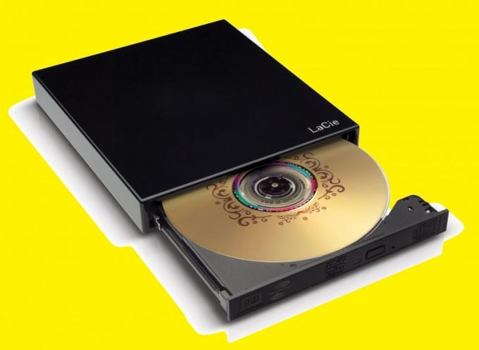 Как записать файлы образа на диск DVD