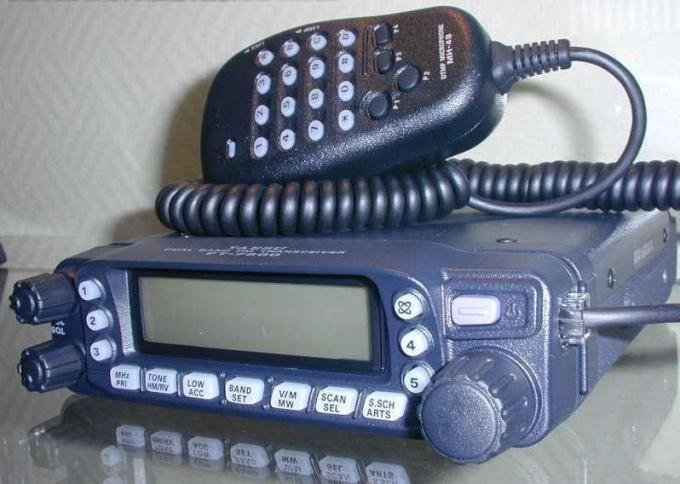 Как программировать радиостанции