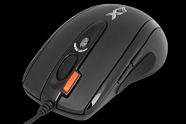 How to disable acceleration on the mouse