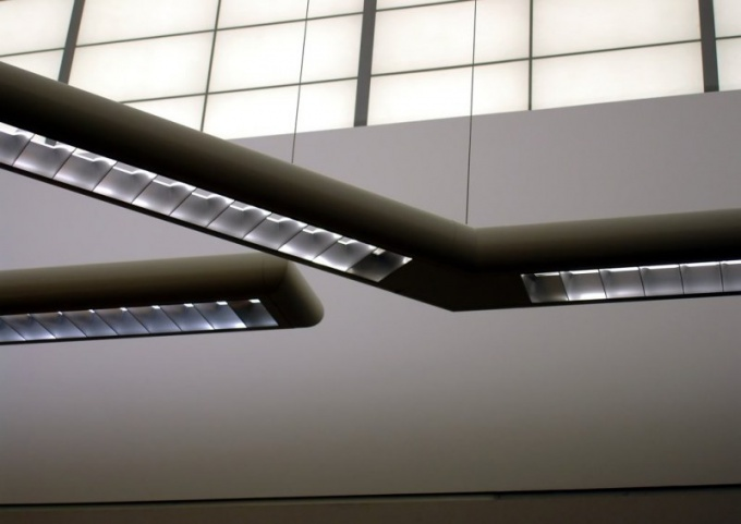 How to repair a fluorescent light
