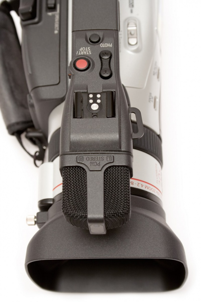 How to choose a professional camcorder