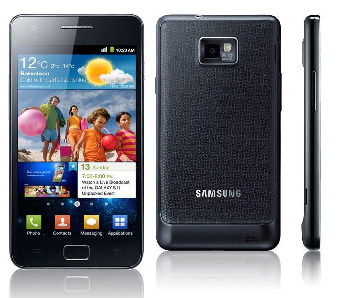 Как настроить мобильный агент на Samsung