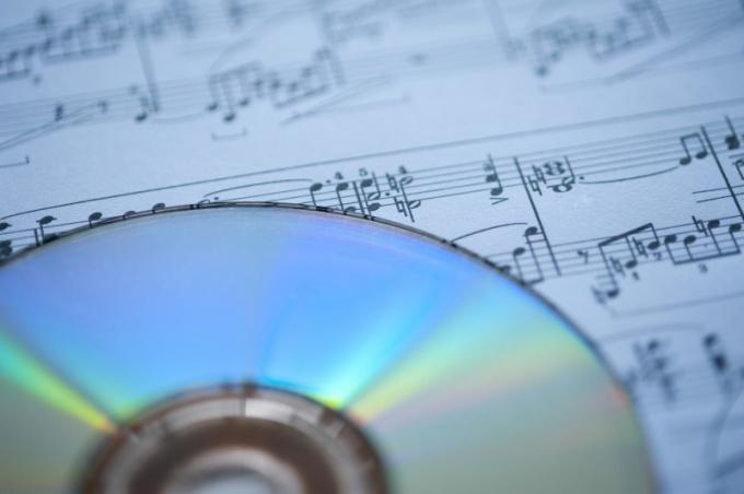 Как записать музыкальный CD-диск