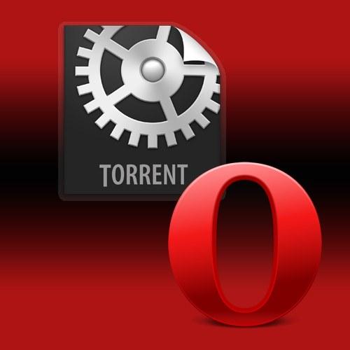 Как отключить БитТоррент клиент в Опере