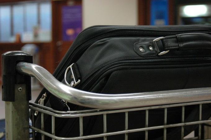 Как найти потерянный багаж