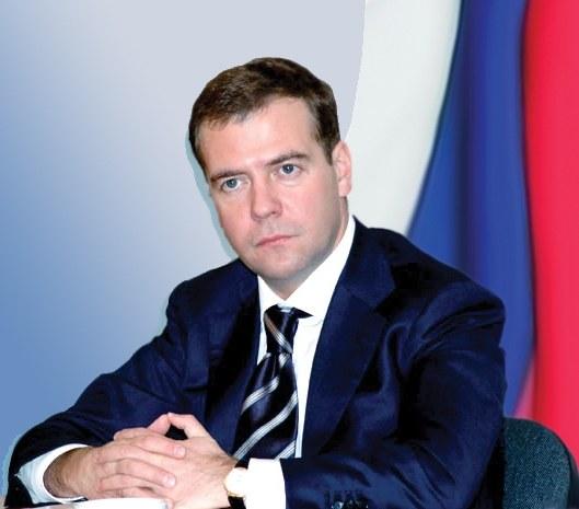 Как зайти на сайт президента Медведева