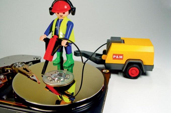 Как оптимизировать жесткий диск