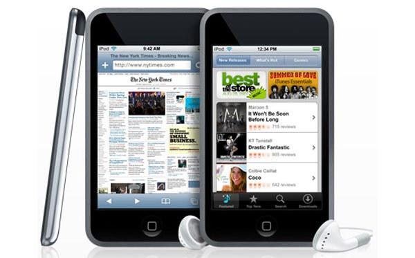 Как загрузить текстовый файл на iPod