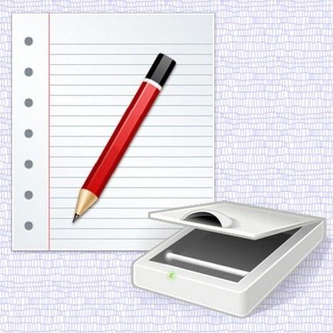 Как изменить текст после сканирования