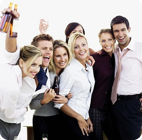 Как развлечь коллег