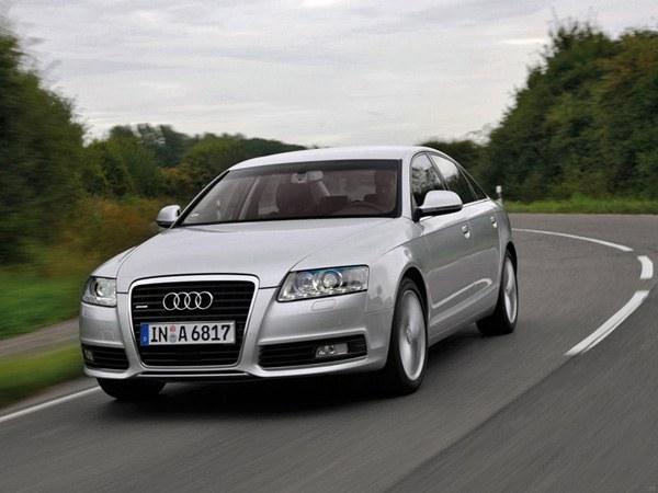 Как разобрать Audi A6