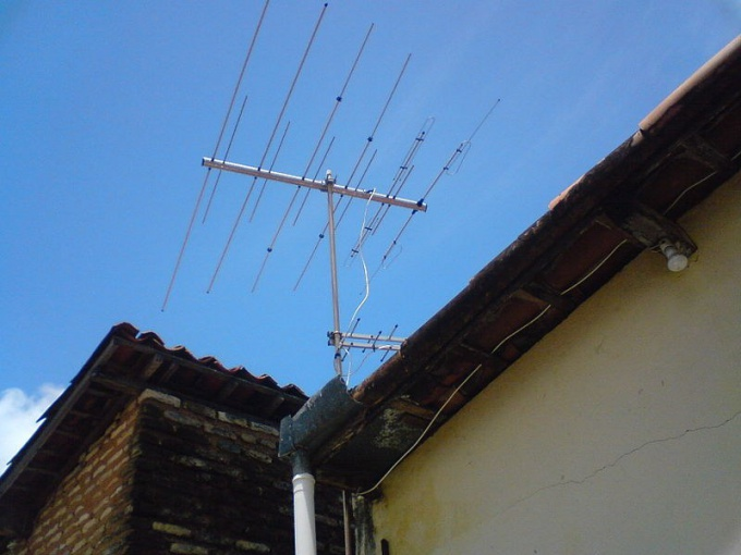 How to improve reception TV antenna