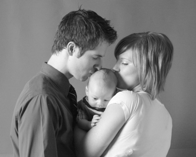 How to register a child in a civil marriage