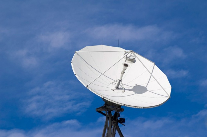 How to find hotbird on the satellite