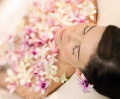 Как сделать ароматическую ванну