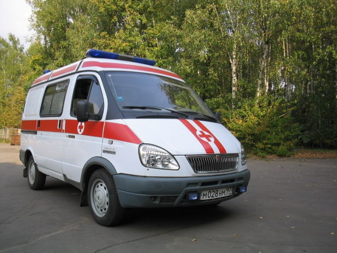 How to get a job on an ambulance in Moscow