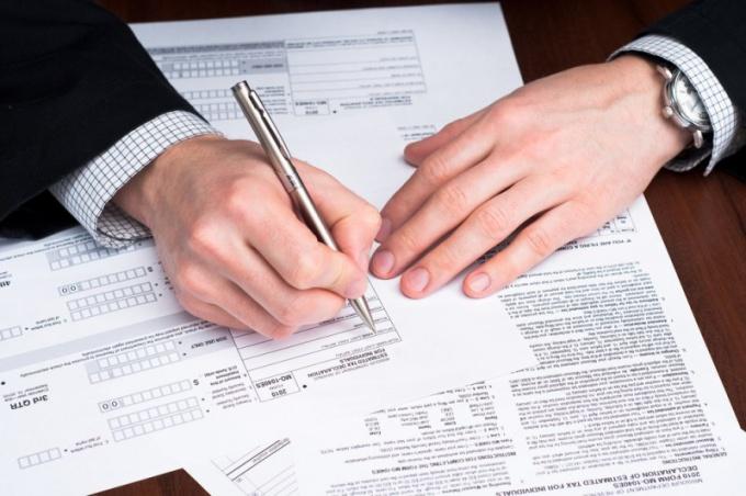Как заполнить квитанцию для оплаты госпошлины