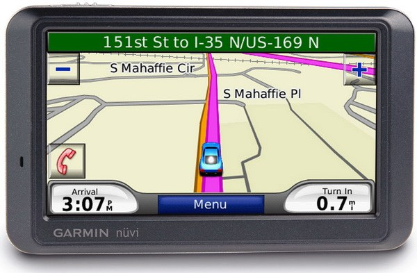 "How to download maps in Navigator ""Garmin"""