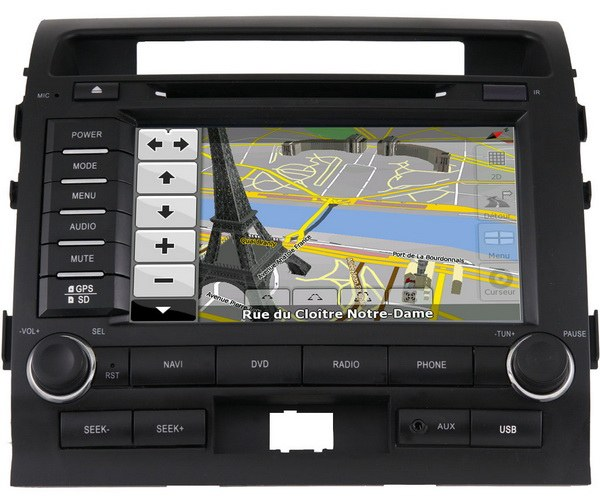 How to set radio gps
