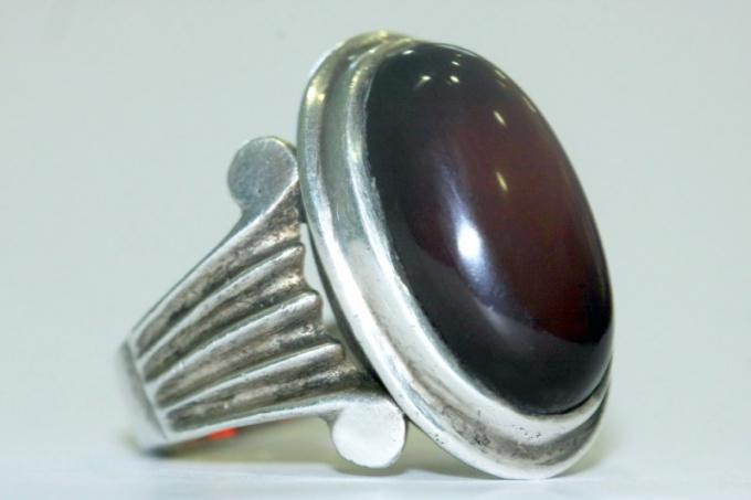 Как собрать перстень