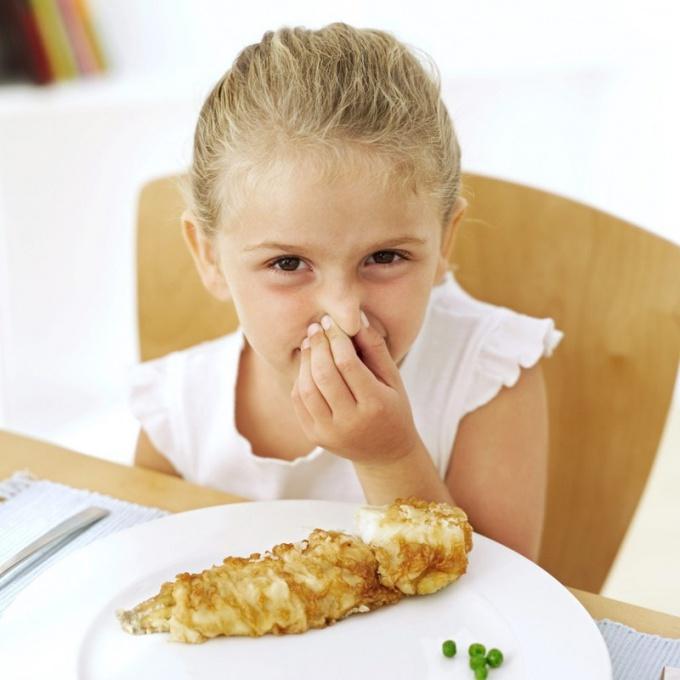 Как развить аппетит у ребенка