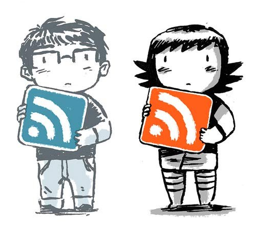 Learn how to rss website