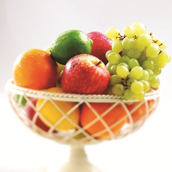 Как есть только овощи и фрукты