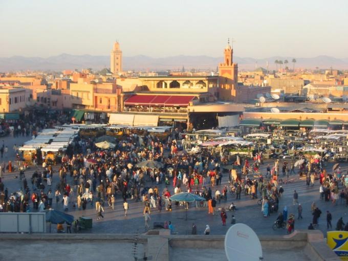 Как долететь до Марокко