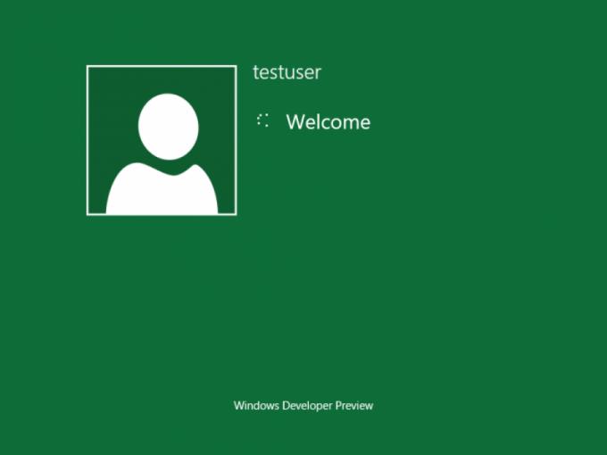 Как включить приветствие