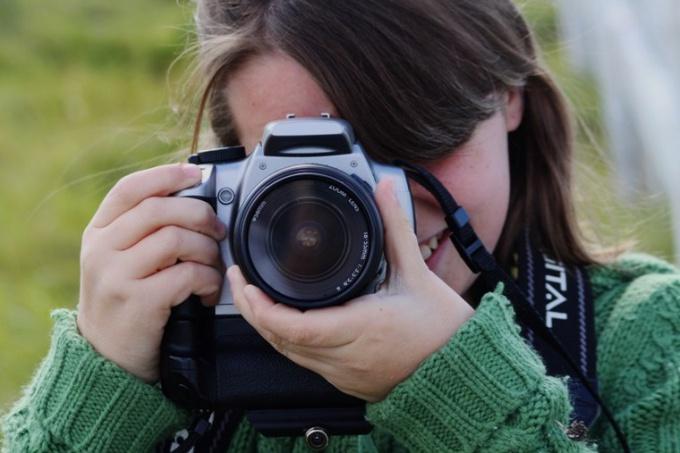 Как начать работать фотографом