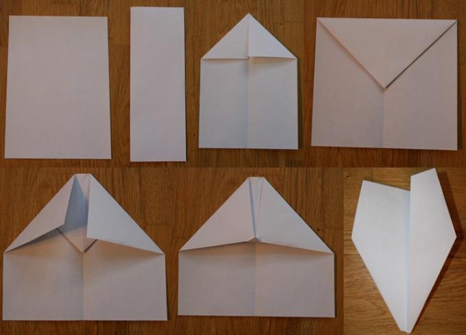 Самолетики своими руками бумажные