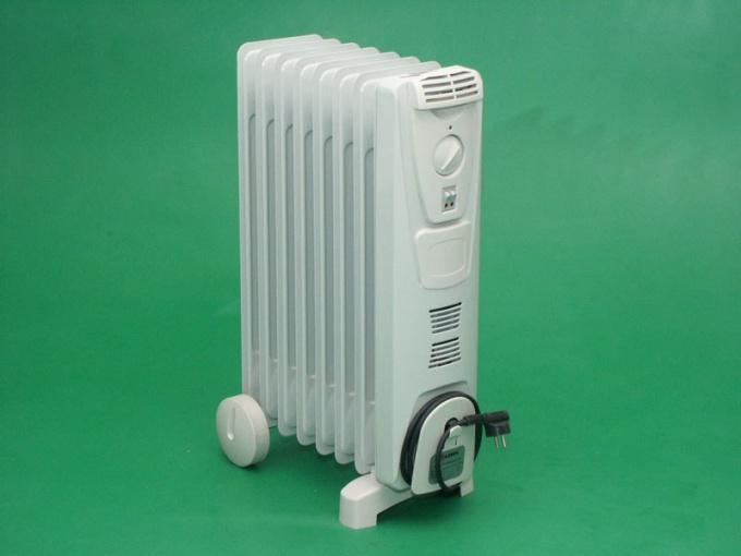 Как сделать масляный радиатор