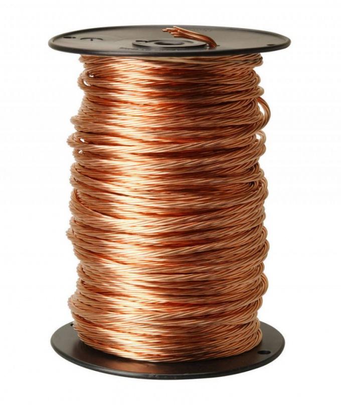 Как сварить медные провода