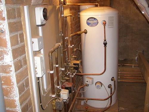Как выбрать газовые котлы отопления