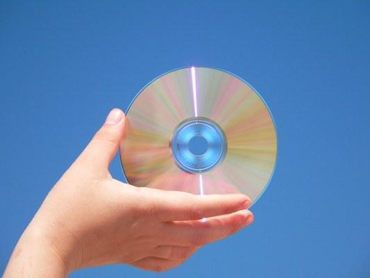 Как восстановить CD-диск