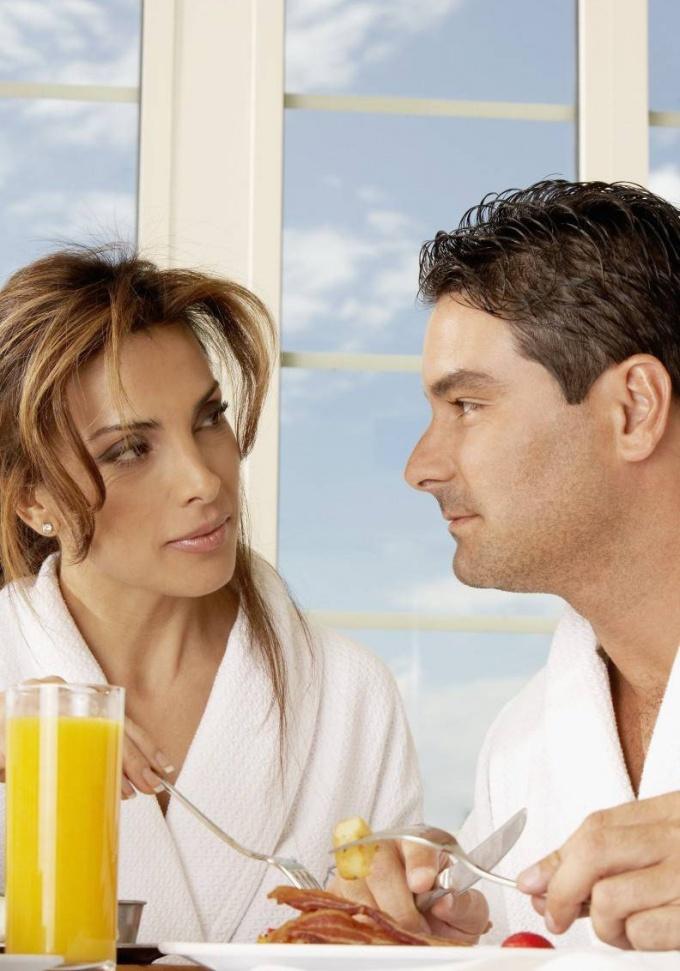 Как быть положительной женой