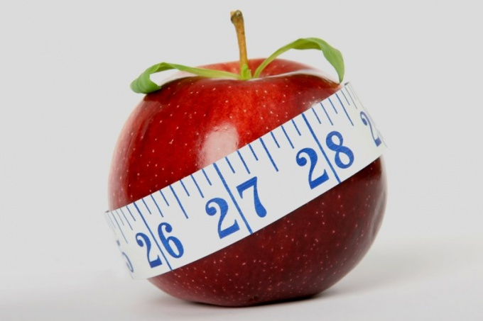 How to count calories to lose weight