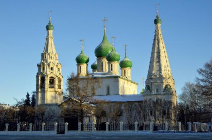 Where to go in Yaroslavl
