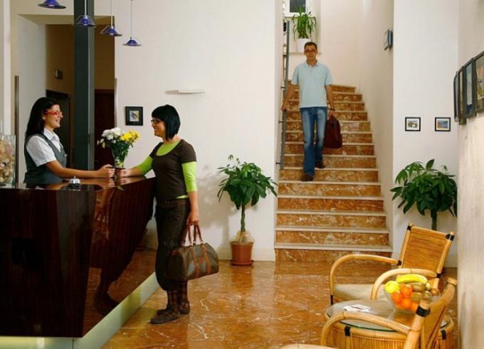 Как организовать работу гостиницы