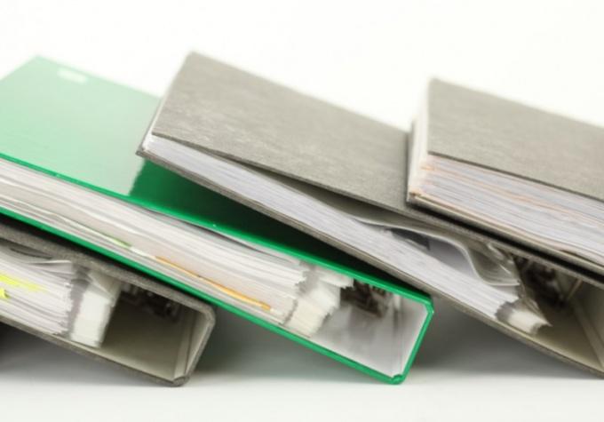 Как вести учет документов