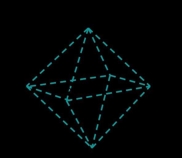 Как построить октаэдр