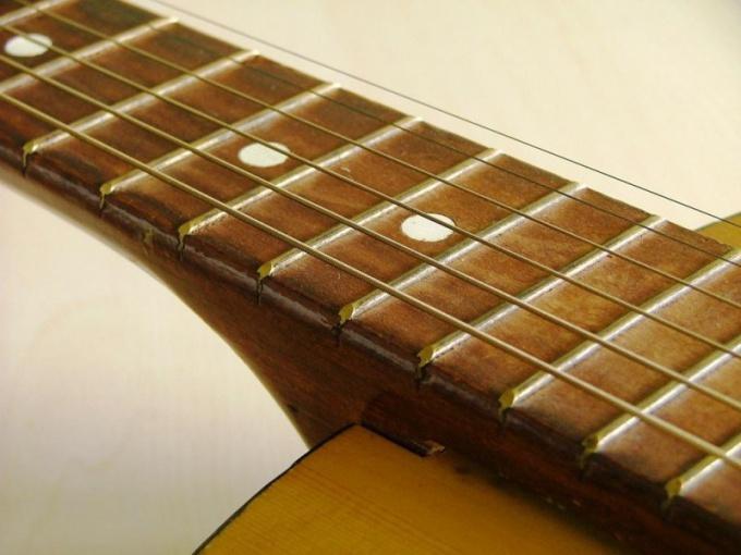 Как настроить гитару самостоятельно