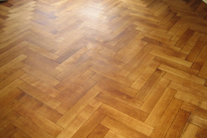As parquet shift