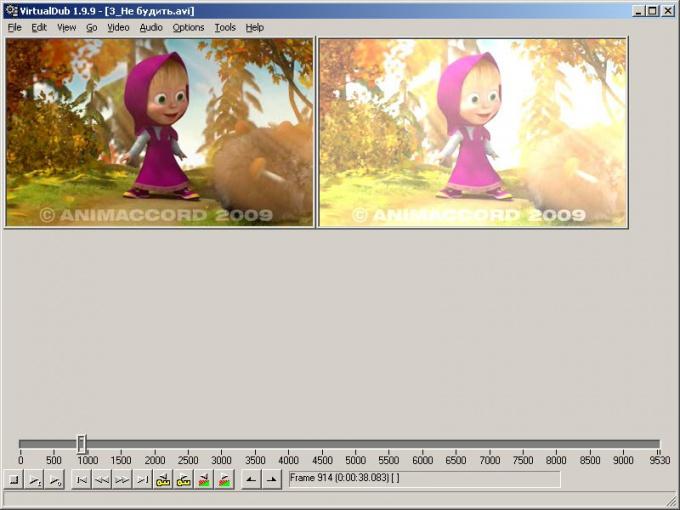 Как видео сделать светлее