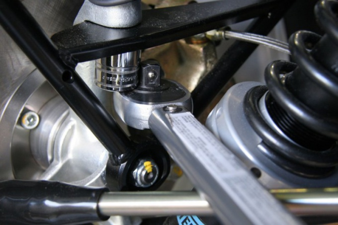 How to check the suspension