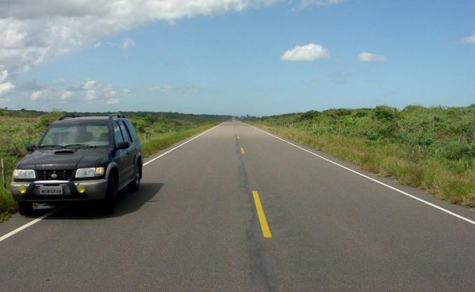 Как вести себя на дороге