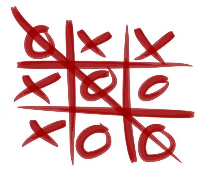 Как выиграть в крестики-нолики